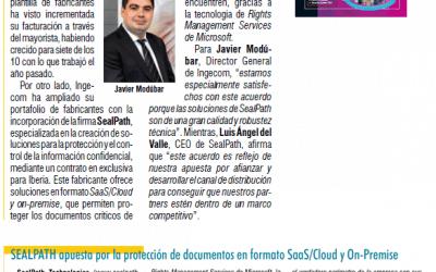SealPath in SIC Magazine