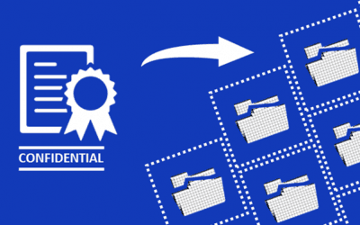 Inadvertent data loss: Confidential information exposed in hidden temporary folders