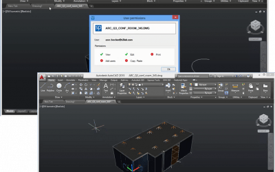 SealPath supports integration with new versions of AutoCAD