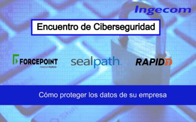 SealPath participa en el encuentro de Ciberseguridad organizado por Ingecom
