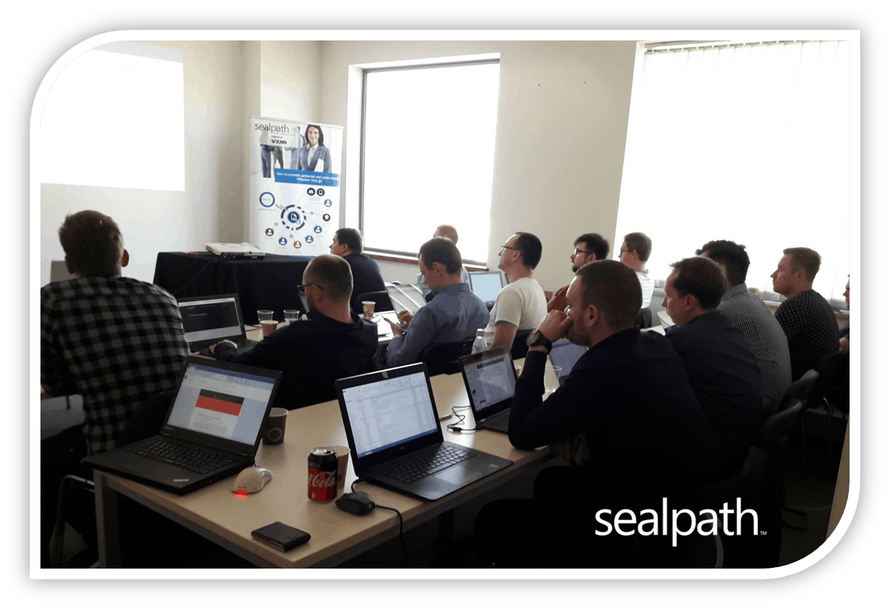 SealPath_Trainings