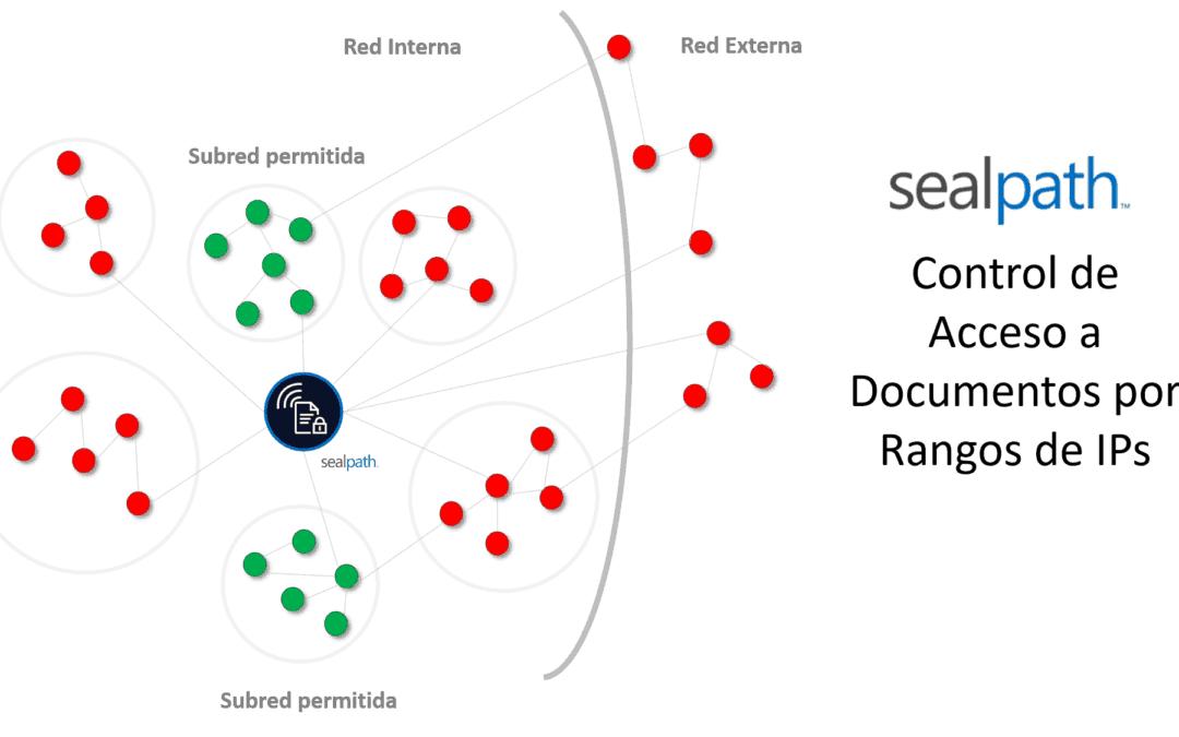 Control de Acceso a Documentos Protegidos por IP o subred