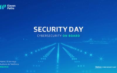 SealPath presente en el Security Day de Telefónica – ElevenPaths