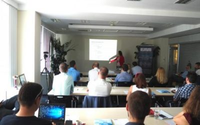 Sealpath was participating at the EMM Business Breakfast in Slovakia