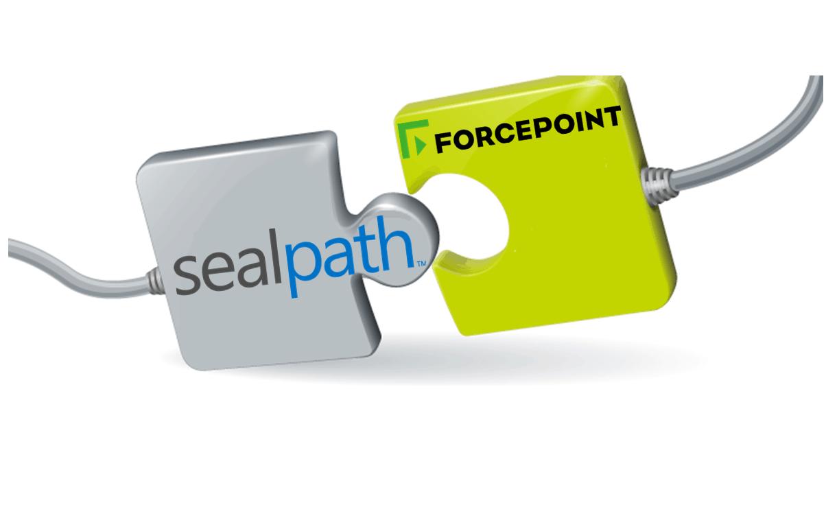 Sealpath Forcepoint Data Leaks