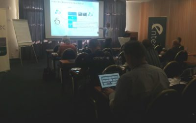 "Sealpath was presented during ""Entec Solutions partners event"""