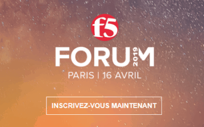 Sealpath´s IRM solution in the F5 Forum Paris